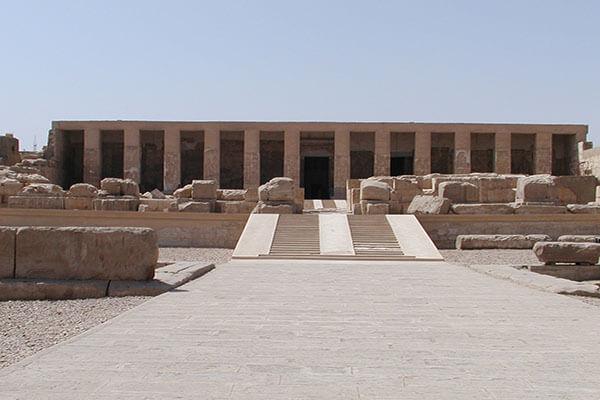 المعبد الجنائزي سيتي الأول…من هو المؤسس ولماذا وما هي أهم أعماله