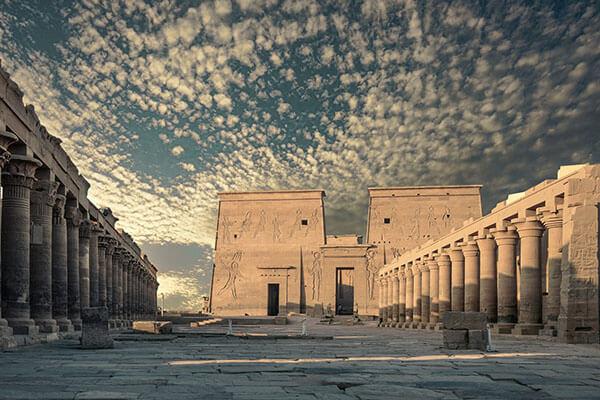 معبد فيلة أهم معابد أسوان التاريخية